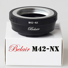 Belair Adapter for M42 Screw Lens Mount  to Samsung NX Camera M42-NX Adapter