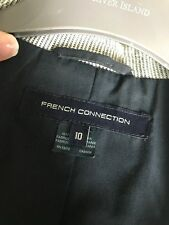 French Connection Womens Blazer Size 10