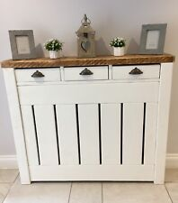 BESPOKE RADIATOR COVERS / MADE TO MEASURE / SIDE UNIT  - CAN BE MADE TO ANY SIZE