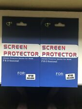 2 x Screen Protector for Samsung Galaxy Note 2 / N7100 N7105