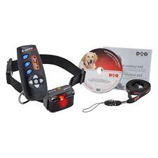 DogTrace 440 250m Vibrations Ton Ferntrainer Hunde Training Erziehung Halsband