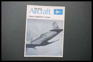 AIRCRAFT Profile Publications No47 Chance Vought F4U-1 Corsair Aviation