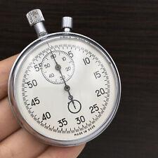 Vintage Agat Soviet Stopwatch Chronograph Mechanical USSR Sport 0,2 s Rare Retro