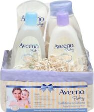 Aveeno Baby Bathtime Solutions Baby & Mommy Gift Set (2 Pack)