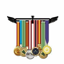 Medal Metal Hanger Display Rack Holder Running Swimming Gymnastics Accessories