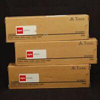 Genuine Sharp SF-830NT1 Black Toner Cartridge Lot of 3 Units New in Box