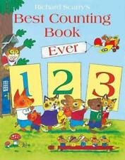 Best Counting Book Ever von Richard Scarry (2014, Taschenbuch)