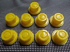 9 Blitz Gas Can Yellow Spout Caps fits part# 900302 900092 900094 Original Style