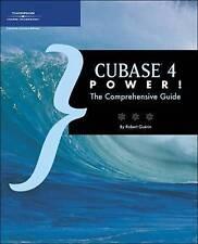 Cubase 4 Power!: The Comprehensive Guide, New, Wise, Darryl, Guerin, Robert Book