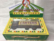Corgi Fairground Attraction Carters High Flying Swingboats Box Lorry CC10203