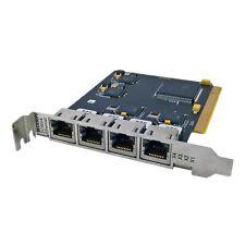BECKHOFF FC9004 PCI 4-Port Netzwerkkarte
