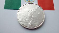 MONEDA DE PLATA PURA LEY 0.999/1000  MEXICO 1 ONZA. AÑO 2011