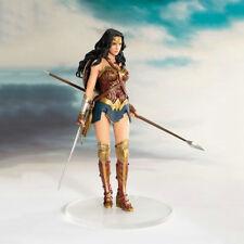 Wonder Woman Action Figure Toys Cute Wonder Woman Figures Collection Toy Decor