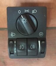 VAUXHALL ASTRA G MK4 LIGHT SWITCH HEADLIGHT FRONT AND REAR FOG LIGHT