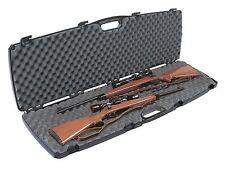 """53"""" Flambeau Safeshot Oversized Double Rifle Case Hard Case AR Travel Case BLK-"""