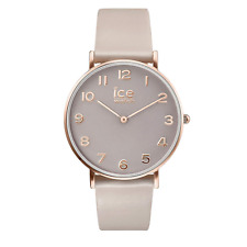 Ice-Watch - City Tanner Taupe Rose-Gold - Women's Wristwatch with Leather Strap
