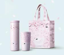 Starbucks X Paul & Joe Mug, Tumbler, Tote Bag Complete Set Limited Edition