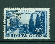 Russie - USSR 1949 - Michel n. 1373 - Stations climatiques et sanatoriums