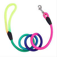 New Pet Dog Nylon Rope Training Leash Lead Strap Adjustable Dog Traction Rope