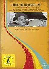 Louis de Funes - Fünf Glückspilze DVD
