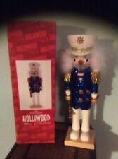 Kurt Adler Collectibles Wooden Hollywood Nautical Nutcracker by Holly Adler