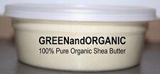 PREMIUM 8 oz PURE Raw Organic Natural African SHEA BUTTER Unrefined Virgin 1/2Lb