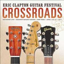 Various Artists : Crossroads Guitar Festival: Live at Madison Square Garden,