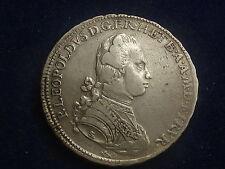 Francescone ( 10 Paoli ) 1779 Toscana  Florenz - Pietro Leopoldo II.  W/16/883