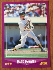 1988 1990 1991 1992 1993 Score Rookie/Traded BS Pick 20 Cards Complete Your Set