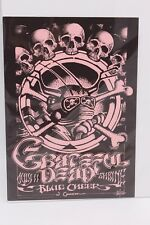 GRATEFUL DEAD BLUE CHEER RICKY GRIFFIN PSYCHEDELIC SOLUTION HANDBILL 571