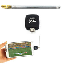 FM- Portable DVB-T TV Receiver Micro USB TV Tuner for Android Cellphone Tablet M