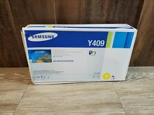 CLTY409S SAMSUNG CLP-315 TONER CARTRIDGE YELLOW