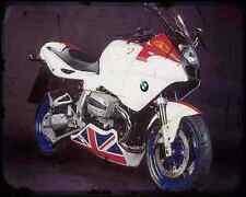 BMW R1100S Boxer Cup A4 Foto Impresión moto antigua añejada De
