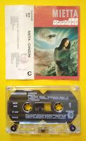 MC Musicassetta MIETTA Canzoni pop italy 1990 classical no cd lp vhs dvd