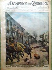 La Domenica del Corriere 6 Marzo 1921 Sinn-Feiners Irlanda Proibizionismo in Usa