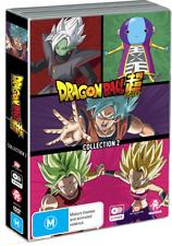 BRAND NEW Dragon Ball Super - Collection 2 (DVD, 2019, 8-Disc Set) *PREORDER R4