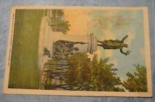 FRANCIS SCOTT KEY MONUMENT FREDERICK  MD POSTCARD 1924