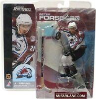 Peter Forsberg Colorado Avalanche NHL McFarlane Figure NIB Hockey Avs Series 1