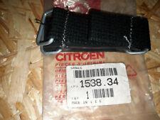 Citroen AX BX Xantia Gurtband Entgiftungsbehälter Tank 153834 original NOS