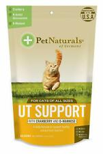 Pet Naturals of Vermont UT Support for Cats 60 Chews 2.65oz