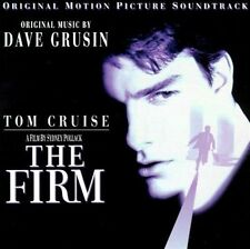The Firm: Original Motion Picture Soundtrack CD Dave Gruisin, Jimmy Buffett