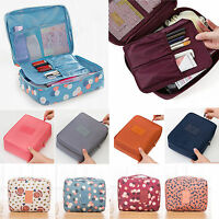 Makeup New Multi-function Travel Toiletry Case Pouch Organizer Cosmetic Bags