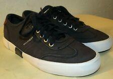Tommy Hilfiger Pandora Men's Canvas Fashion Sneakers Shoes Dark Blue Size 9 US