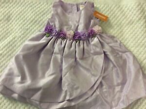 NEW WITH TAGS!  Gymboree Size 2T Purple Easter Dress.