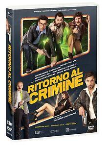 Dvd Ritorno Al Crimine - (2021)  .....NUOVO