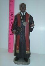 Sarahs Attic - Martin L. King Jr.- Licensed- African American Figurine