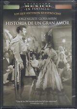 DVD - Historia De Un Gran Amor NEW Coleccion Mexico En Pantalla FAST SHIPPING!