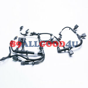 Engine Wiring Harness 6754-81-9520 For Komatsu SAA6D107E PC200-8 Excavator