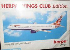 HOGAN Wings Boeing 737 MAX 8 Boeing Business Jet FPG Herpa WINGS Catalogo