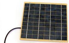 SOLAR CHARGER BATTERY SAVER 12V 12 VOLT 5 WATTS 5w dashboard panel car camper
